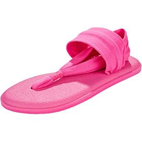 Sanük Yoga Sling 2 Spectrum Sandalen Dames roze